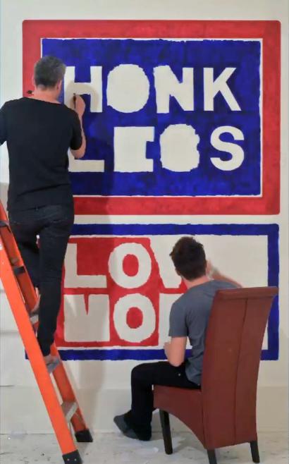Honk Less Love More photo 1