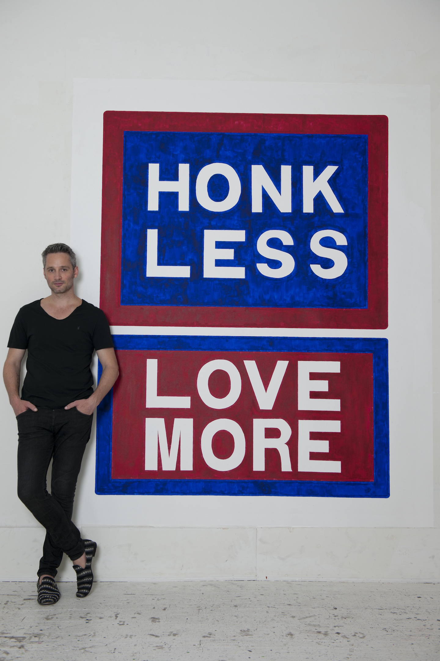 Honk Less Love More photo 2