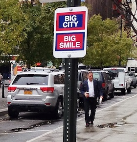 Big City Big Smile artwork