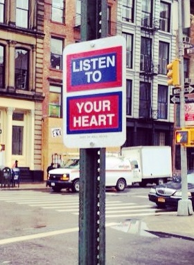 Listen To Your Heart artwork