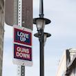 Love Up Guns Down thumb 1
