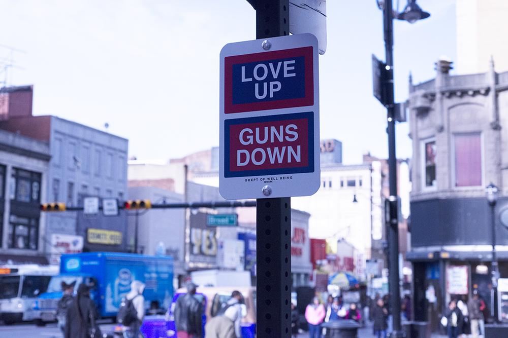 Love Up Guns Down photo 2