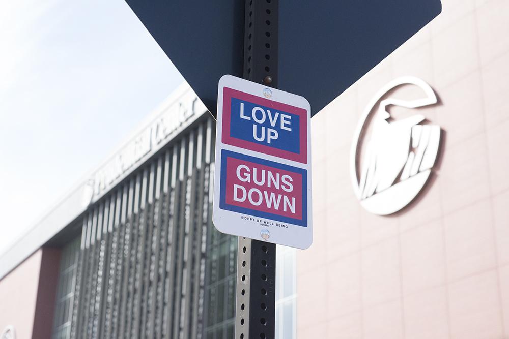Love Up Guns Down photo 3