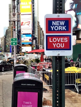 New York Loves You artwork