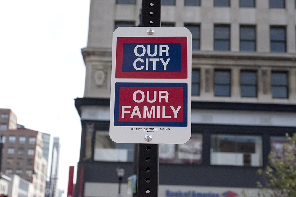 Our City Our Family artwork