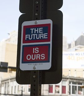 The Future Is Ours artwork